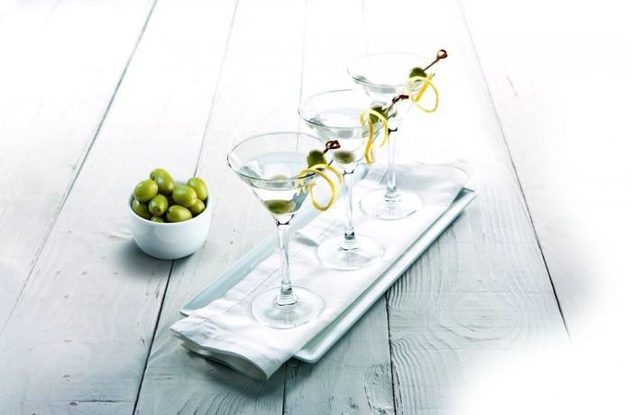 Martini z hiszpańską oliwką