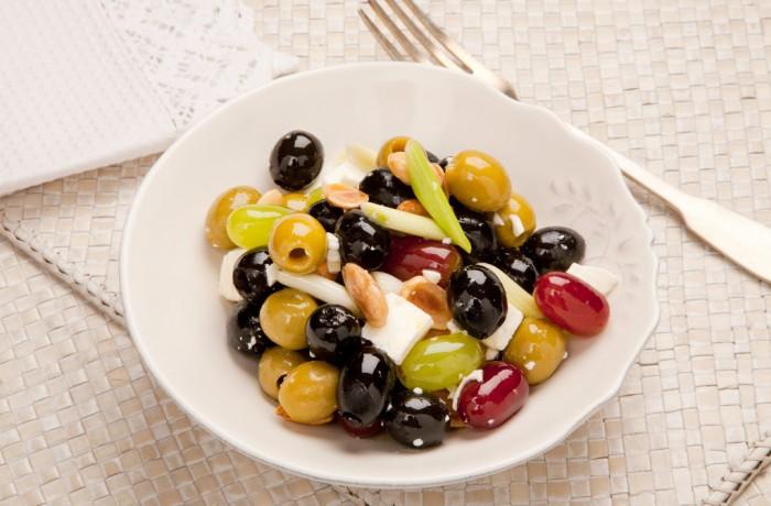 Marynata z winogronami